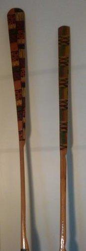 Custom Greenland Paddles