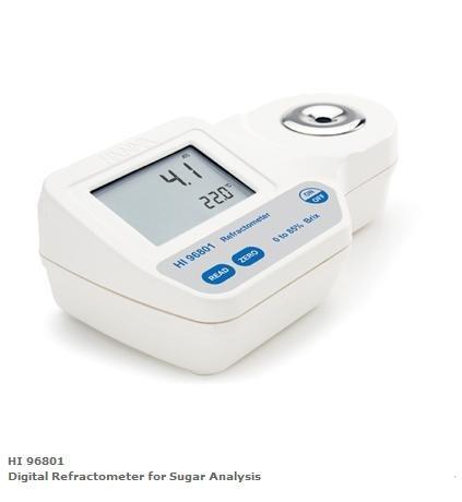 $177.99 Hanna Instruments HI 96801 Digital 0-85% Brix MAPLE Refractometer, FREE S&H