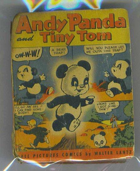 Andy Panda And Tiny Tom # 1425, 2.0 GD
