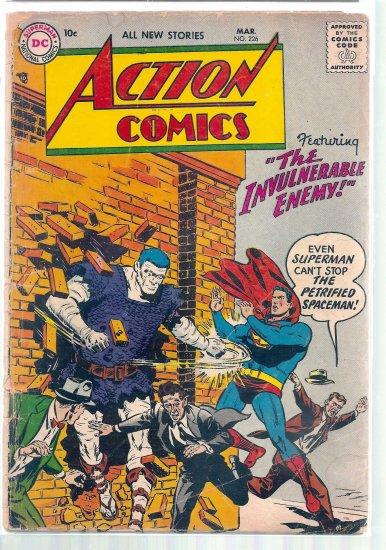 ACTION COMICS # 226, 1.5 FR/GD