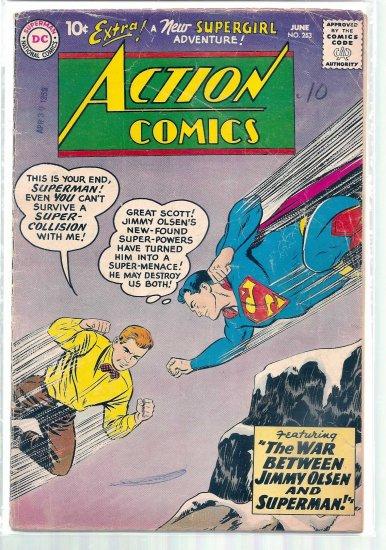 ACTION COMICS # 253, 4.0 VG