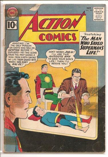 Action Comics # 281, 2.0 GD