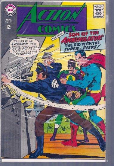 Action Comics # 356, 6.5 FN +