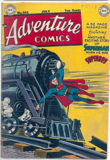 ADVENTURE COMICS # 142, 6.5 FN +