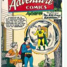 ADVENTURE COMICS # 242, 4.0 VG