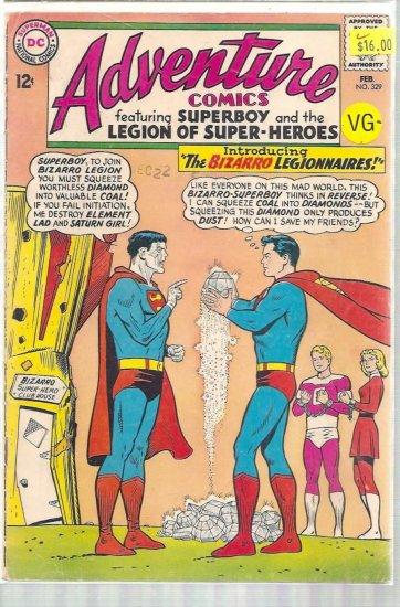 ADVENTURE COMICS # 329, 3.5 VG -
