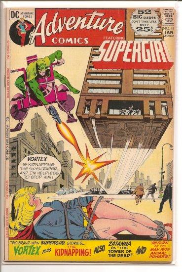 Adventure Comics # 414, 4.5 VG +