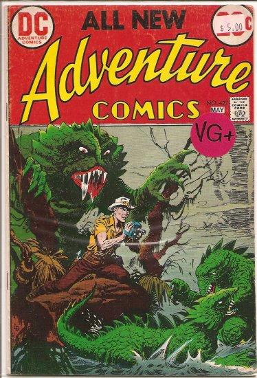 Adventure Comics # 427, 4.5 VG +