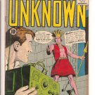 ADVENTURES INTO THE UNKNOWN # 79, 4.5 VG +