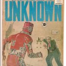 ADVENTURES INTO THE UNKNOWN # 110, 2.0 GD