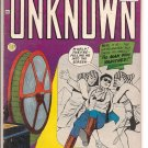 ADVENTURES INTO THE UNKNOWN # 116, 2.0 GD