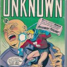 ADVENTURES INTO THE UNKNOWN # 160, 4.5 VG +