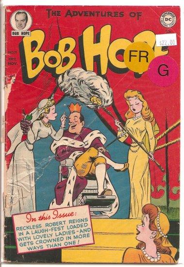 Adventures of Bob Hope # 11, 1.5 FR/GD