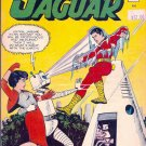Adventures of the Jaguar # 9, 4.5 VG +