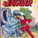 Adventures of the Jaguar # 14, 4.5 VG +