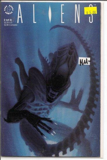 Aliens # 2, 9.2 NM -