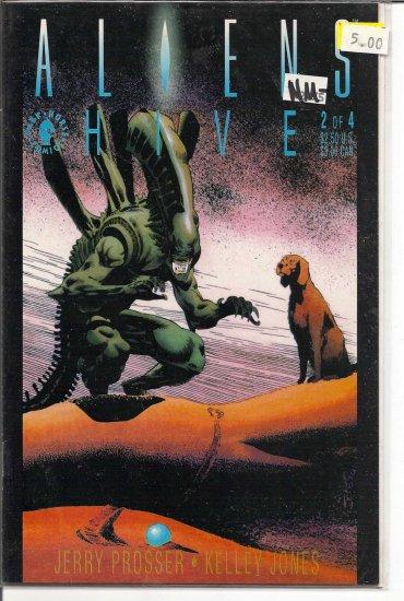 Aliens: Hive # 2, 9.2 NM -