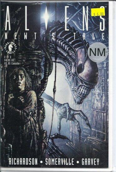 Aliens: Newt's Tale # 2, 9.2 NM -