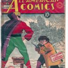 ALL-AMERICAN COMICS # 38, 1.5 FR/GD