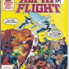 Alpha Flight # 1, 9.2 NM -