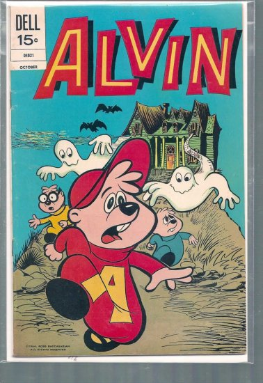 ALVIN # 26, 4.5 VG +