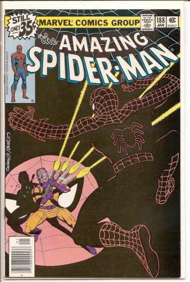 Amazing Spider-Man # 188, 7.5 VF -