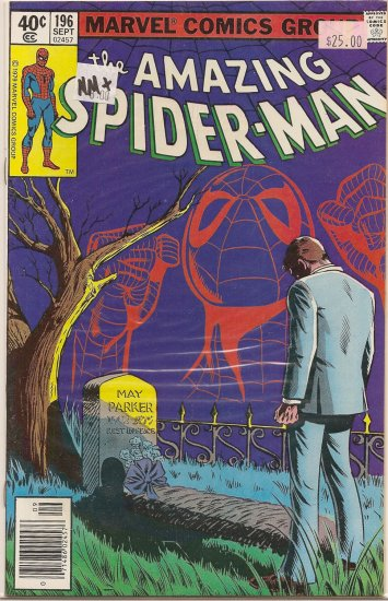 Amazing Spider-Man # 196, 9.6 NM +
