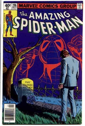 Amazing Spider-Man # 196, 9.4 NM