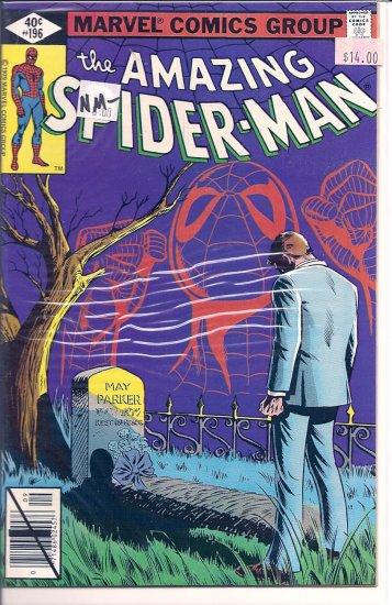 Amazing Spider-Man # 196, 9.2 NM -