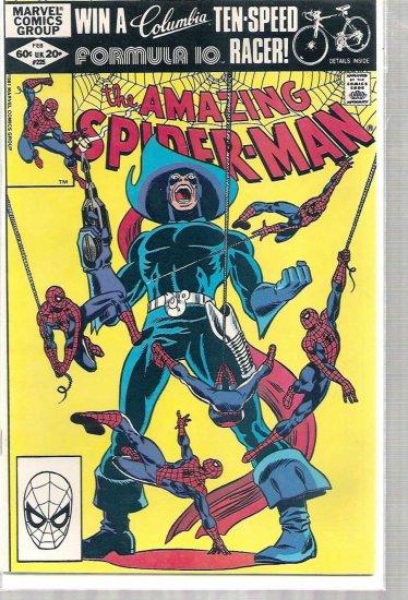 AMAZING SPIDER-MAN # 225, 6.0 FN