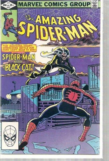 AMAZING SPIDER-MAN # 227, 6.0 FN