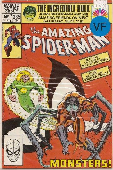 Amazing Spider-Man # 235, 8.0 VF