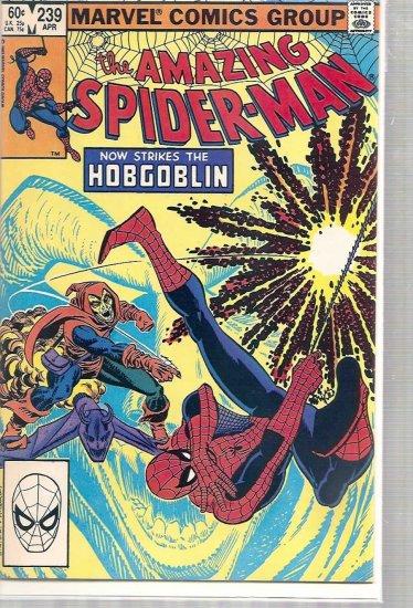 AMAZING SPIDER-MAN # 239, 8.5 VF +