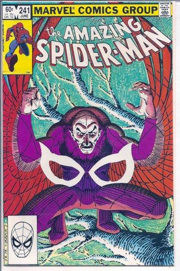 AMAZING SPIDER-MAN # 241, 8.0 VF