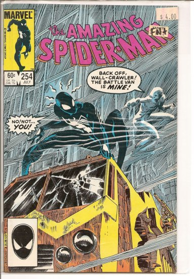 Amazing Spider-Man # 254, 6.5 FN +