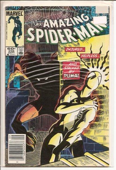 Amazing Spider-Man # 256, 9.2 NM -
