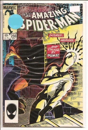 Amazing Spider-Man # 256, 9.0 VF/NM