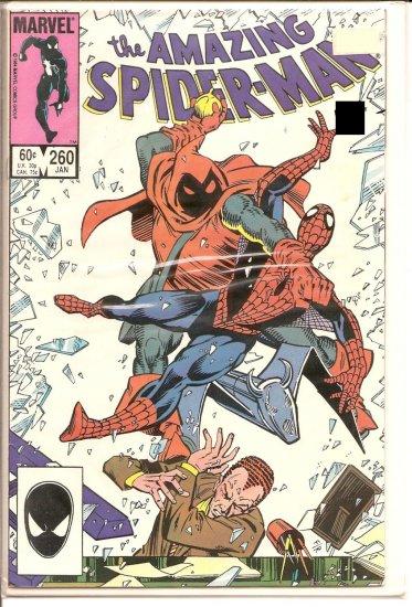 Amazing Spider-Man # 260, 8.0 VF