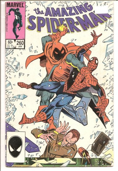 Amazing Spider-Man # 260, 6.0 FN