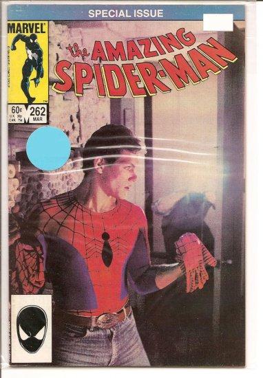 Amazing Spider-Man # 262, 7.0 FN/VF
