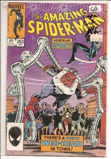 Amazing Spider-Man # 263, 2.0 GD