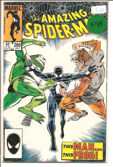 Amazing Spider-Man # 266, 7.0 FN/VF