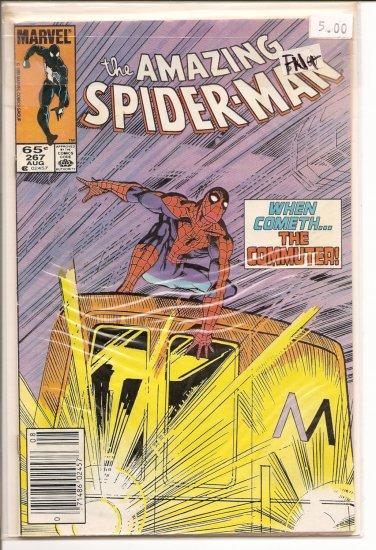 Amazing Spider-Man # 267, 6.5 FN +