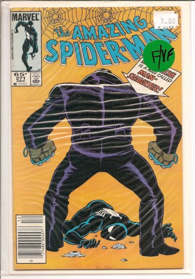 Amazing Spider-Man # 271, 7.0 FN/VF