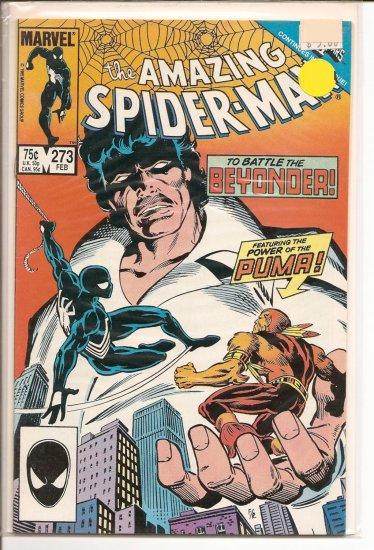 Amazing Spider-Man # 273, 9.0 VF/NM