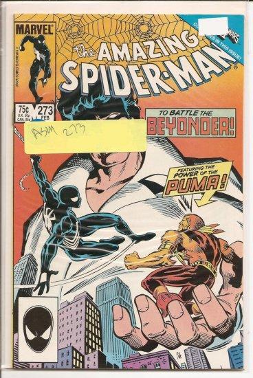 Amazing Spider-Man # 273, 6.0 FN