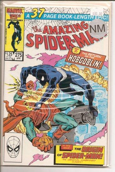 Amazing Spider-Man # 275, 9.4 NM