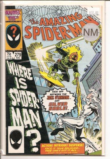 Amazing Spider-Man # 279, 9.2 NM -