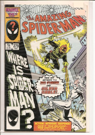 Amazing Spider-Man # 279, 9.0 VF/NM