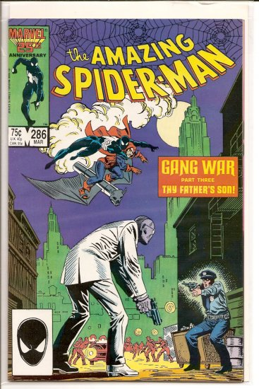 Amazing Spider-Man # 286, 7.5 VF -